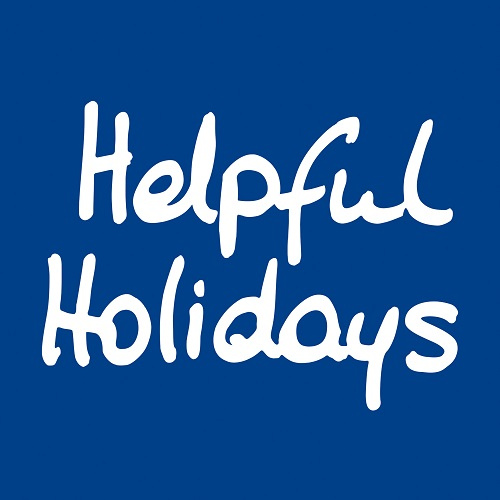 Helpful Holidays voucher code