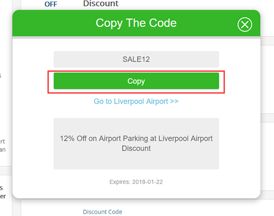 How to get discount with Airport Parking discount code